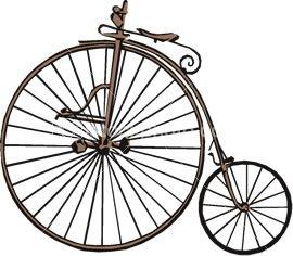 olde-tyme bike